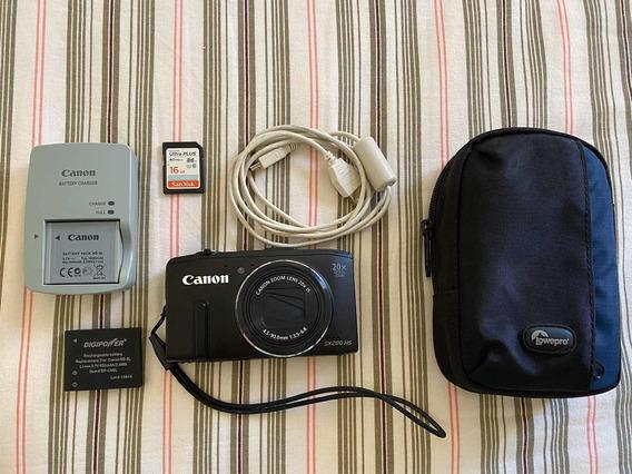 Canon Sx280 Hs