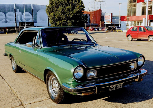 Renault Torino Coupe Zx 80