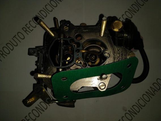 Carburador Gol Quadrado Cht 1.6 Alcool Blfa Solex Original