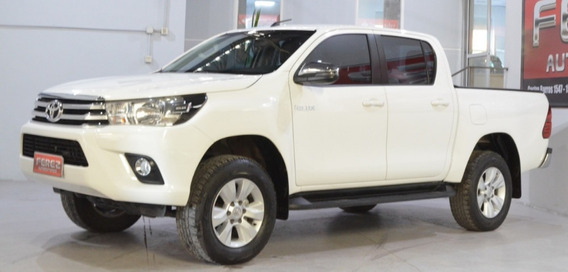 Toyota Hilux Cabina Doble Srv 2.8 Automatica Turbo Diesel
