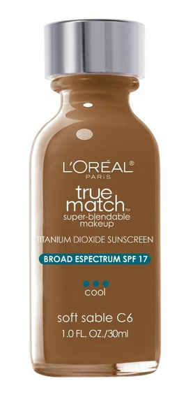 Base De Maquillaje True Match L