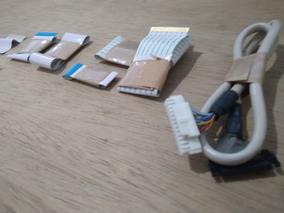 (118) Kit Cabo & Fita Flat P/ Tv Plasma Lg Mod: 50pg20r
