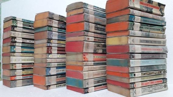 53 Volumes Biblioteca Le Livre De Poche (romances Em Fran...