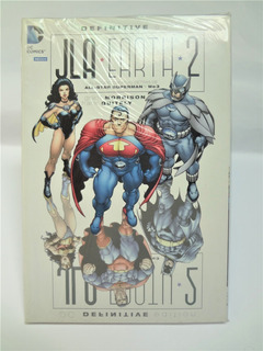 Dc Definitive Edition Jla Earth 2 Tierra 2