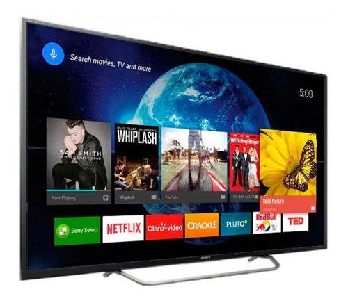 Imagen 1 de 5 de Tv 55  Sony Serie X Smart Xbr-55x705d 4k Netflix