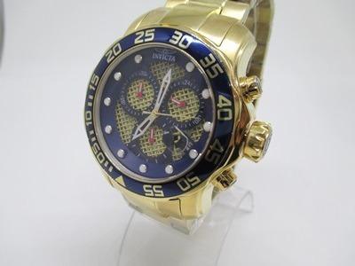 Relógio Inwicta Dourado