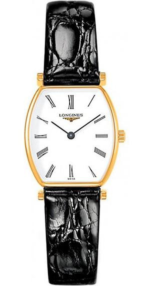 Relógio Longines - L4.205.2.11.2 - Safira