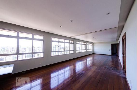 Apartamento No 11º Andar Com 4 Dormitórios E 3 Garagens - Id: 892971625 - 271625