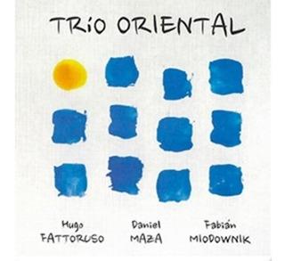 Trio Oriental/fattoruso - Maza - Miodownik - Trio Oriental