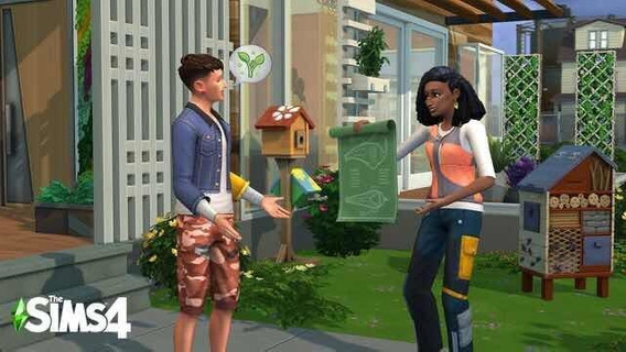 The Sims 4 Completo ( Entrega Imediata ) 2020
