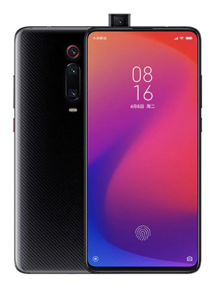 Xiaomi Mi 9t 128gb Ram 6gb Version Global Sellado - Negro