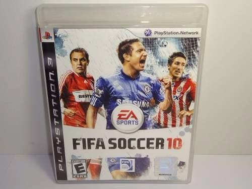 Fifa 2010 Ps3 Usado
