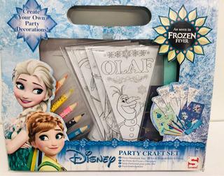 Fabrica De Banderines Y Guinaldas Frozen Kreker Disney