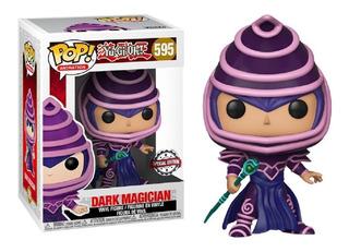 Funko Pop #595 - Dark Magician - Yu-gi-oh! Special Edition!