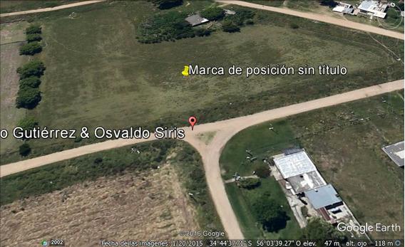 Terreno En Buen Barrio 1250metros Con 25 M De Frente