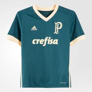Camisa adidas Palmeiras ||| 2018 Infantil Original 1magnus