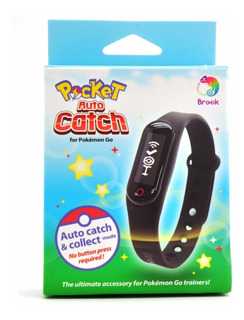 Pokemon Go Brook Pocket Auto Catch 12 Msi Mejor Que Gotcha