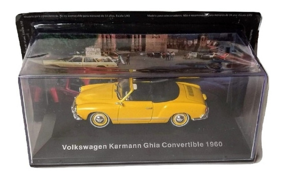 Colección Autos De Volkswagen - N° 9 Karmann Ghia