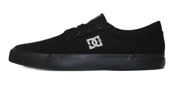 Tênis Skatista Dc Shoes Episo Preto Original Frete Grátis