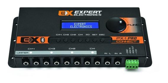Processador De Audio Expert Px1 Connect 4 Canais