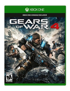 Gears Of War 4 Xbox One - Juego Fisico - Prophone