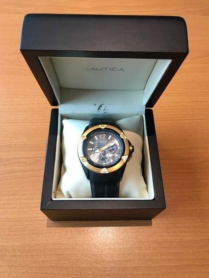 Reloj Nautica A20032 Con Extensible Roto