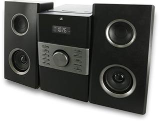 Sistema De Música Estéreo Gpx Hc425b Con Reproductor De