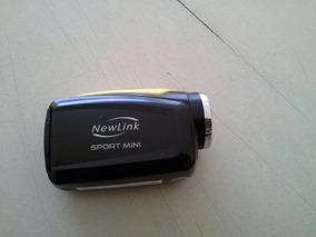Mini Filmadora Sport Newlink