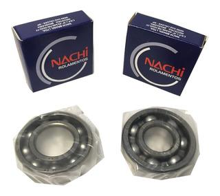 Rolamento Nachi Virabrequim Yamaha Rd 135 / Dt 180 O Par