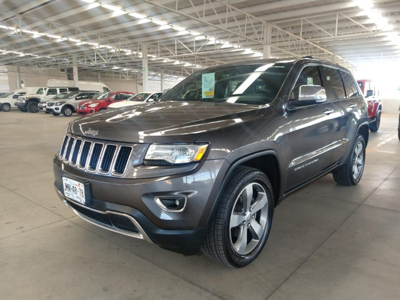 Jeep Grand Cherokee Limited Lujo V6 2015