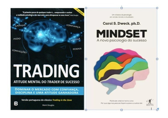 Trading In The Zone + Mindset A Nova Psicologia Do Sucesso