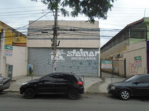 Imagem 1 de 5 de Aluguel Salão Comercial Até 300 M2 Jardim Presidente Dutra Guarulhos R$ 10.000,00 - 33955a