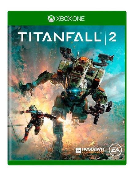 Titanfall 2 Xbox One Mídia Física Pronta Entrega