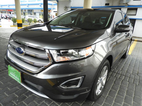 Ford Edge Titanium At 3500cc 4x4 2017