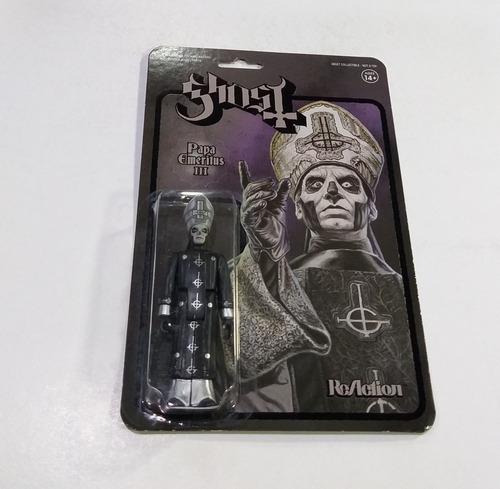 Ghost - Papa Emerilus |ll  Muñeco Figura De Colección
