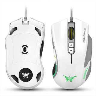 Mouse Gamer Cw-10 Combaterwing Usb Pc Economico 4800 Dpi