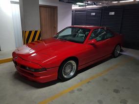 Bmw Serie 8 5.4 850cia Asientos Bicolor At 1996
