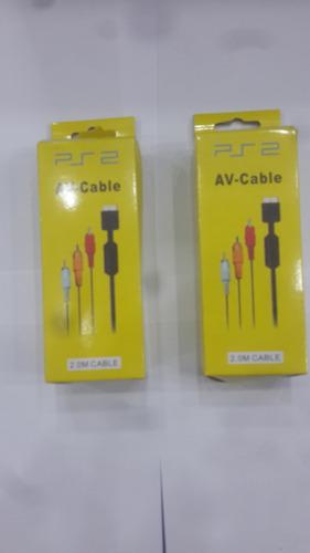 Av-cable Ps2