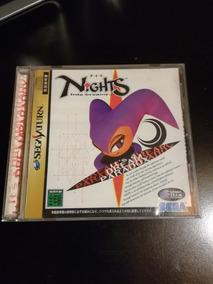 Sega Saturn Nights Into Dreams Ntsc-j