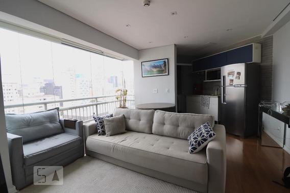 Apartamento Para Aluguel - Consolação, 1 Quarto, 48 - 893033692