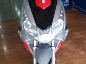 Scooter Strato -150 Motomel 15% Dcto. Pago Contado