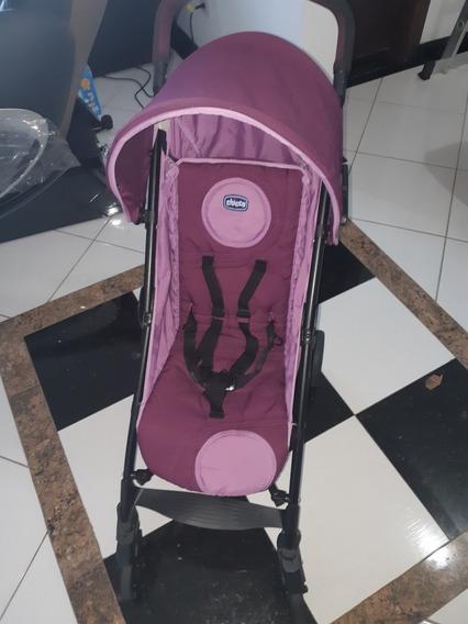 Carrinho De Passeio De Bebê Lite Way - Chicco