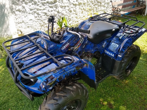 Yamaha Grizzly 350 4x2