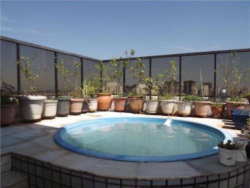 Cobertura Com 4 Dormitórios À Venda, 232 M² Por R$ 1.800.000,00 - Vila Andrade - São Paulo/sp - Co0024