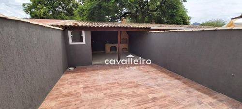 Casa Com 2 Dormitórios À Venda, 80 M² - Centro - Maricá/rj - Ca4652