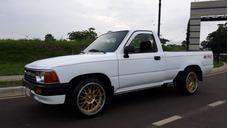 Toyota Hilux 22r Manual Modelo 1992