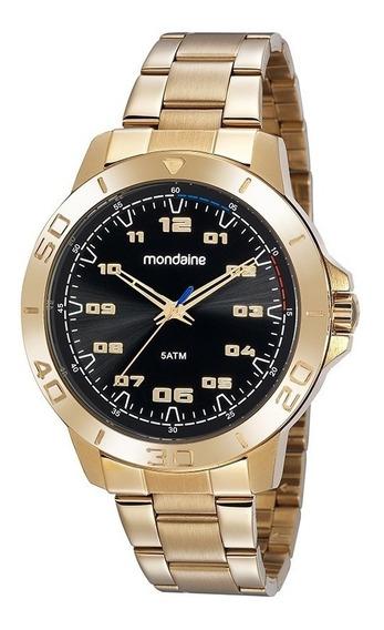 Relógio Mondaine Masculino 83452gpmvde2