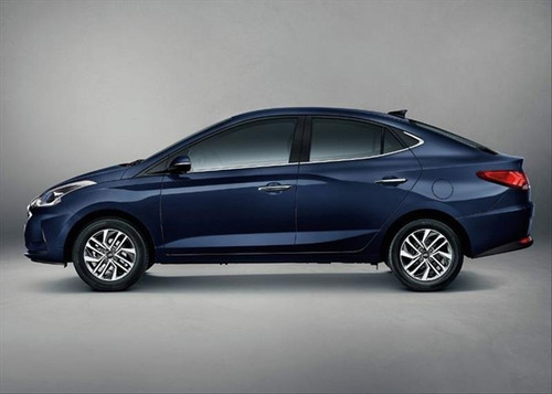 Imagem 1 de 4 de Hyundai Hb20s 1.0 12v Evolution