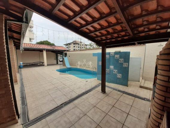 Casa Com 3 Dorms, Indaiá, Caraguatatuba - R$ 640 Mil, Cod: 656 - V656