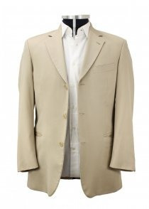 Saco Beige Boss By Hugo Boss